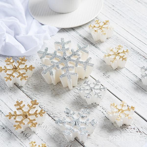Vela de regalo de Navidad